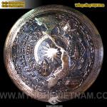 Mặt trống đồng Việt Nam 4 miền,Nét Văn hoá Việt, bằng đồng đỏ