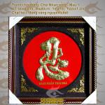 Tranh Chữ Nhẫn Rồng bằng đồng, Bách Nhẫn Thái Hòa