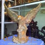 Tượng đồng đại bàng, tượng đồng phong thủy