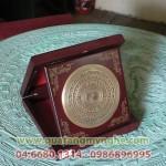 Đĩa đồng quà tặng cao cấp, quà tặng văn hóa Việt