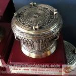 Cung cấp quà tặng trống đồng đúc mô hình văn hóa Việt Nam