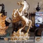 Tượng Ngựa trang trí, bằng đồng, ngựa đẹp, mã đáo thành công