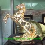 Ngựa đồng phong thủy, mã đáo thành công, tượng ngựa đẹp