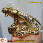 Tượng Hổ bằng đồng phong thủy, Tượng nghệ thuật trang trí