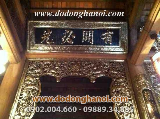 cửa võng bằng đồng