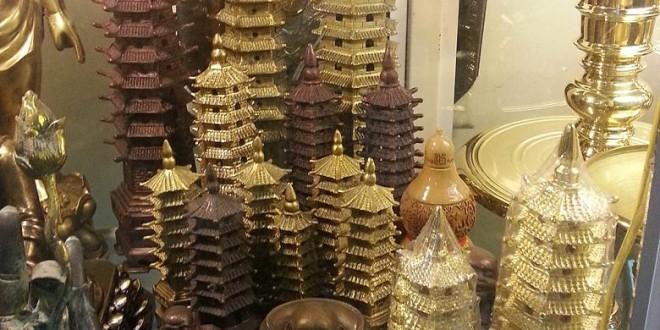 tháp văn xương phong thủy bằng đồng