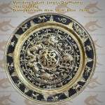 Mâm đồng tứ Linh – Long Ly Quy Phượng đk 50cm