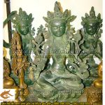 Tượng Phật Bà mật tông 50cm, tượng thờ cúng mật tông