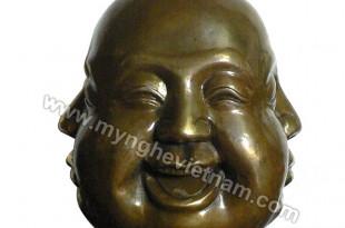 tượng phồng đầu 4 mặt cảm xúc