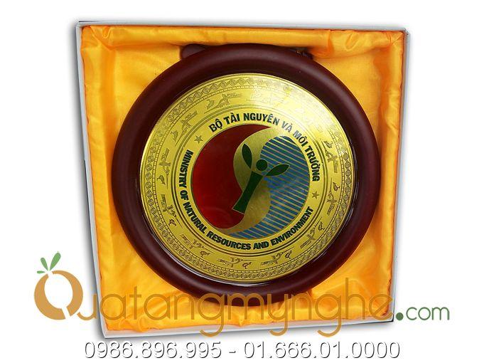 đĩa đồng lưu niệm, quà tặng sự kiện và hội nghị 11