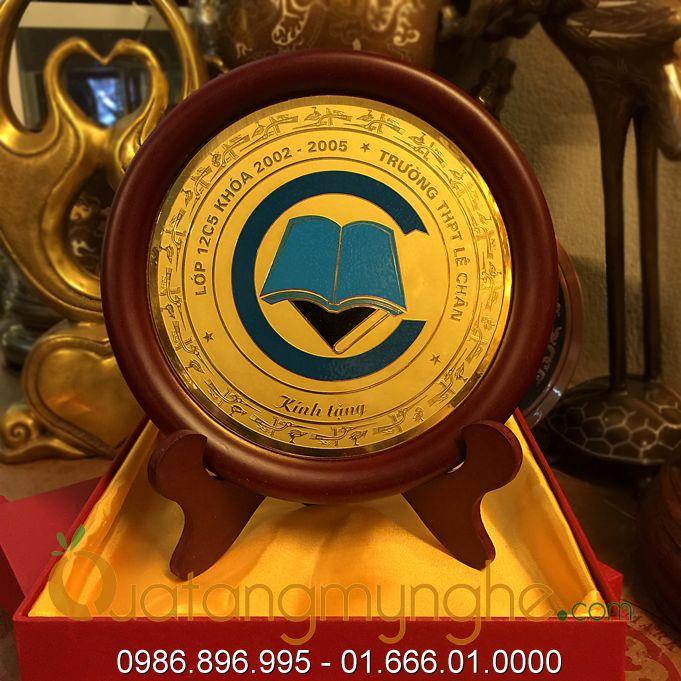 đĩa đồng lưu niệm, quà tặng sự kiện và hội nghị
