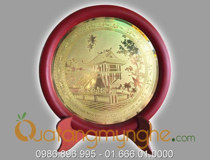 đĩa đồng lưu niệm, quà tặng sự kiện và hội nghị 7