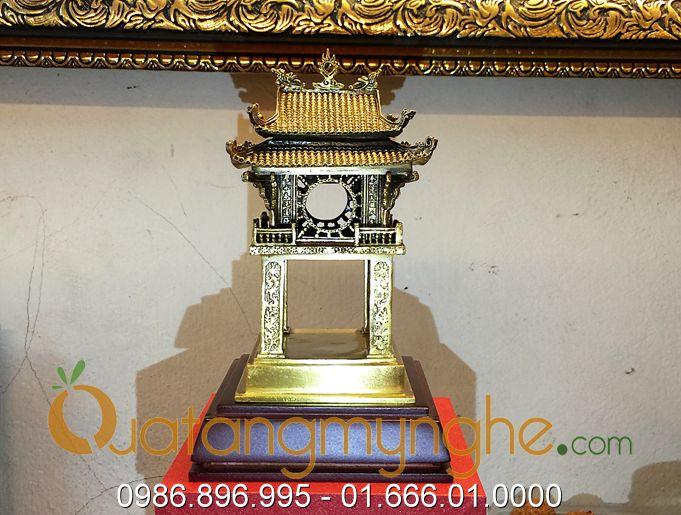 biểu tượng văn miếu quốc tử giám, khuê văn các hà nội