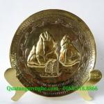 Đĩa quà tặng lưu niệm Hạ Long Quảng Ninh