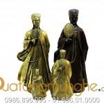 Tượng Khổng Minh – Gia Cát Lượng làm quà biếu tặng