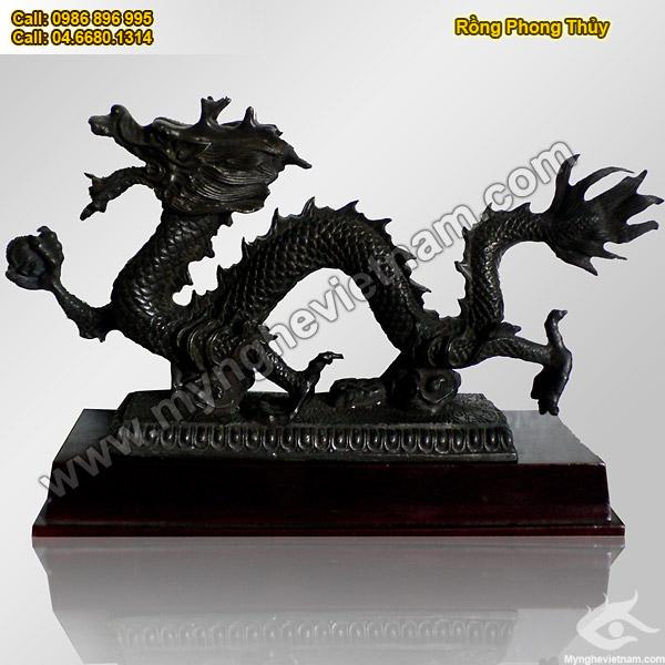 Tượng Rồng, Long Thần Tọa, Rồng Phong thủy, vật phẩm phong thủy