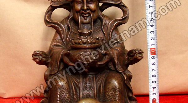 tượng thần tài ông địa thờ cúng 3