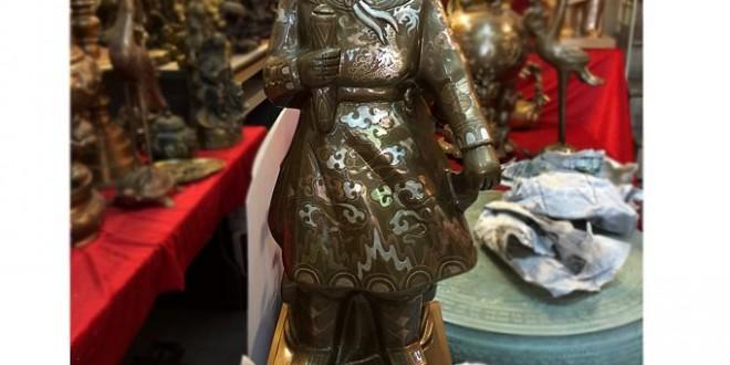 tượng trần hưng đạo tượng đức thánh trần 70 75