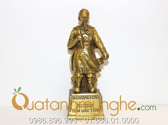 tượng trần hưng đạo tượng đức thánh trần 25