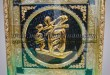 tranh chữ đạo bằng đồng