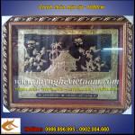 Tranh Đồng Chùa một Cột Hà Nội, Quà tặng văn hóa ý nghĩa