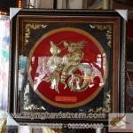 Tranh Chữ Phúc rồng – Phúc Như Đông Hải