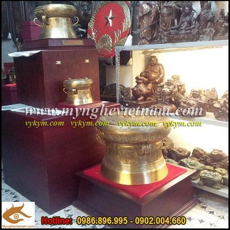 Giới thiệu công ty Quà tặng Mỹ Nghệ Việt Nam