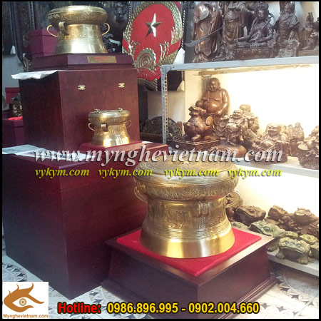 Quà tặng trống đồng, trong dong qua tang,Trống đồng Việt Nam, Quà tặng Văn hóa độc đáo ý nghĩa