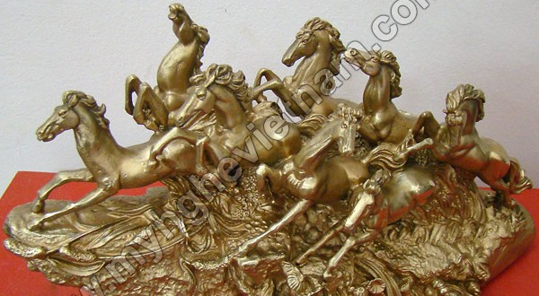 tượng ngựa đồng, tượng bát mã mã đáo thành công 3
