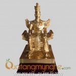 Tượng đồng vua Hùng Vương cao 20cm