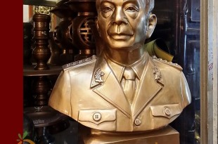 tượng võ nguyên giáp đại tướng 2