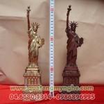 Tượng Nữ thần Tự do đúc đồng cao 30cm