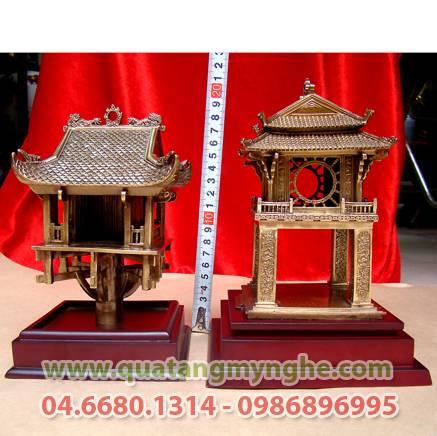 Tượng chùa 1 cột, biểu tượng văn hóa, biểu tượng quà tặng, quà lưu niệm