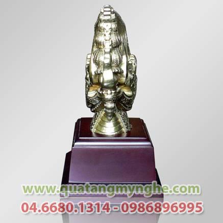 Đầu rồng thời lý , tượng rồng thăng long, quà tặng văn hóa Việt Nam, Hình tượng rồng trong các triều đại Lý, loại to và loại nhỏ bằng đồng vàng thanh khiết