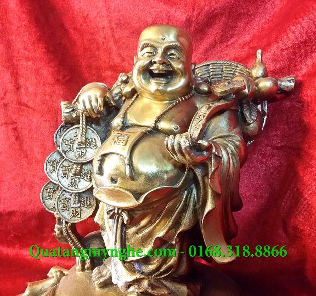 tượng phật di lặc, tượng thờ cúng,tượng khảm tam khí, tượng phật