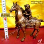 Tượng Phong Quan Cưỡi ngựa, Tượng Mã Thượng phong quan