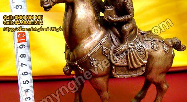 tượng phong hầu bằng đồng