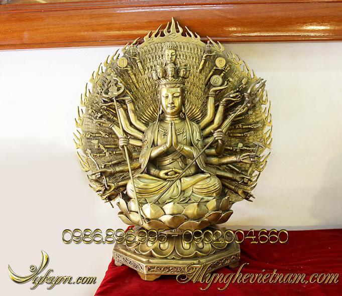 Phật bà nghìn mắt nghìn tay, Phật Bà thiên thủ thiên nhãn0