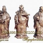 Tượng đồng tam đa, tượng phúc lộc thọ – phước lộc thọ