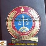 Huy hiệu Tòa Án, Huy hiệu Công An,Huy hiệu Quân Đội,Quốc huy Việt Nam, sản xuất chuyên nghiệp