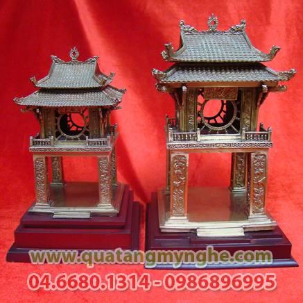 tượng khuê văn các, tượng đồng quà tặng, quà tặng, văn miếu, biểu tượng khuê văn các