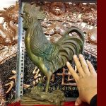 Gà đồng cao 43cm chống thói trăng hoa