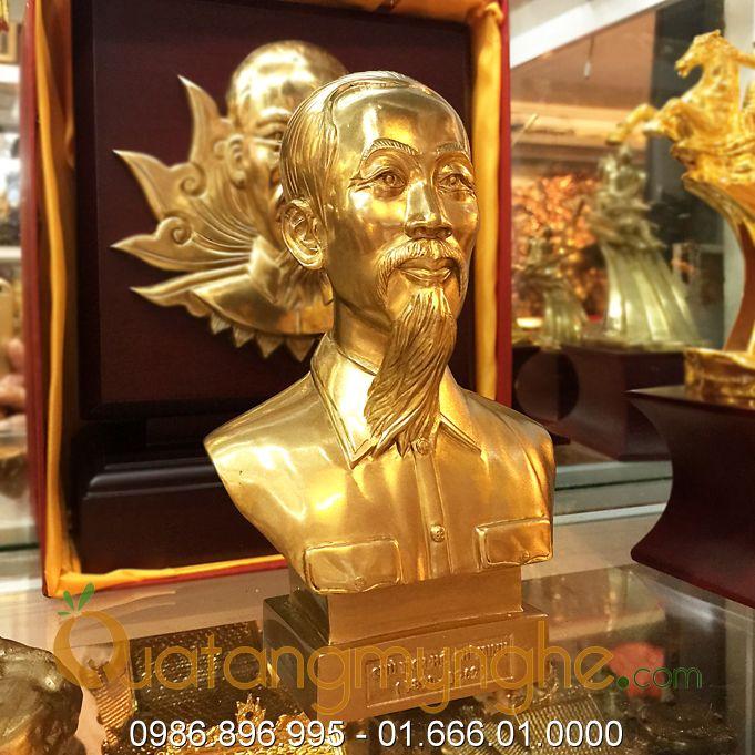 tượng bán thân chủ tịch hồ chí mình, tượng bác hồ bàn bàn làm việc