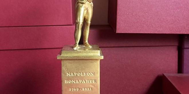 tượng napoleon bằng đồng đúc